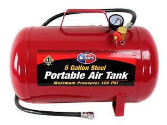 Where to find TANK AIR 5 GALLON in Tacoma