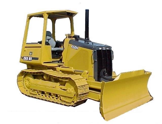 Where to find DOZER JD 450-H in Tacoma