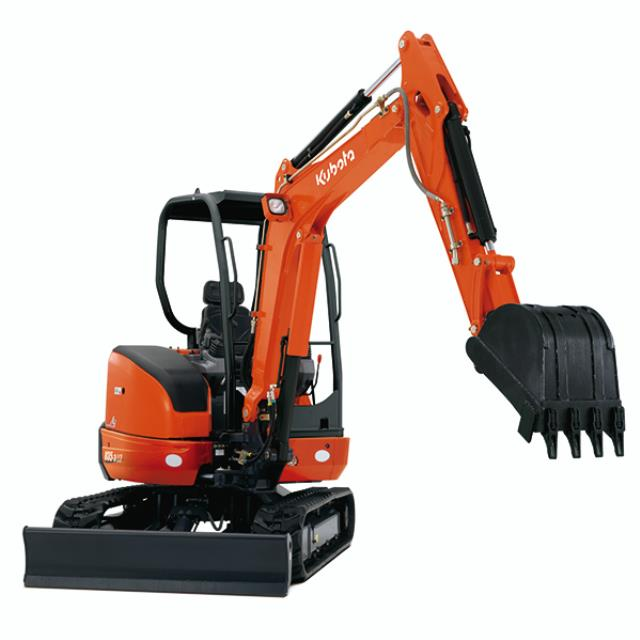Where to find EXCAVATOR 11  W THUMB in Tacoma
