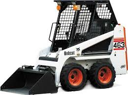Where to find BOBCAT 453 SKID STEER 44 in Tacoma