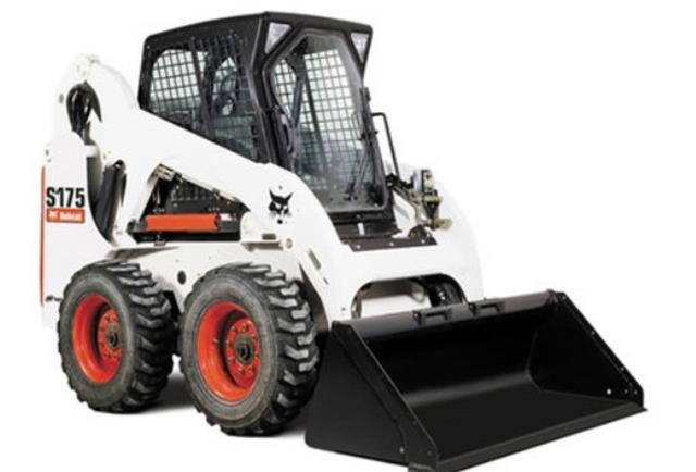 Where to find LOADER SKID STEER S175 in Tacoma