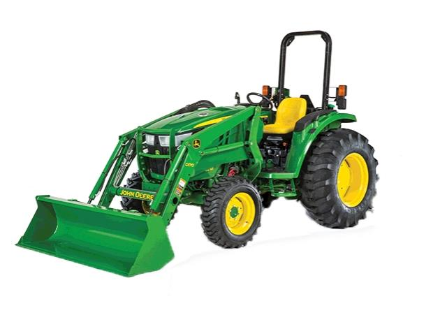 Where to find TRACTOR GARDEN W LOADER in Tacoma