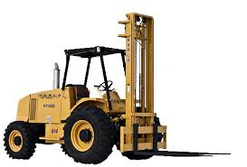 Where to find FORKLIFT 21  6000LB HARLO in Tacoma