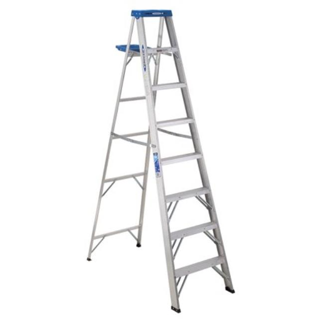 Where to find LADDER, STEP 14  ALUMINUM in Tacoma