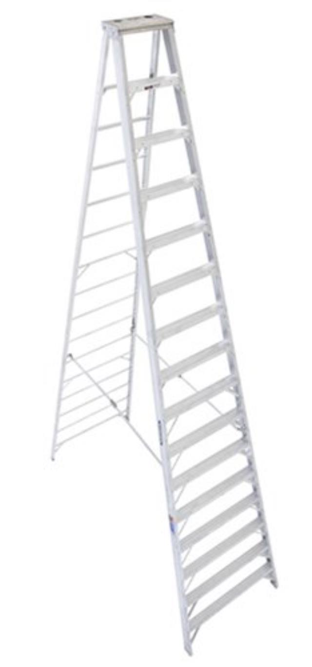 Where to find LADDER STEP 16  ALUMINUM in Tacoma