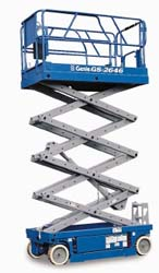 Where to find SCISSOR LIFT 26  ELECTRIC 42  WIDE in Tacoma