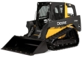Where to rent LOADER COMPACT TRACK JD 319D in Tacoma WA