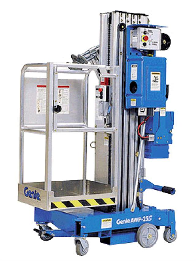 Personnel Lift 30 Foot Rolling Rentals Tacoma Wa Where To