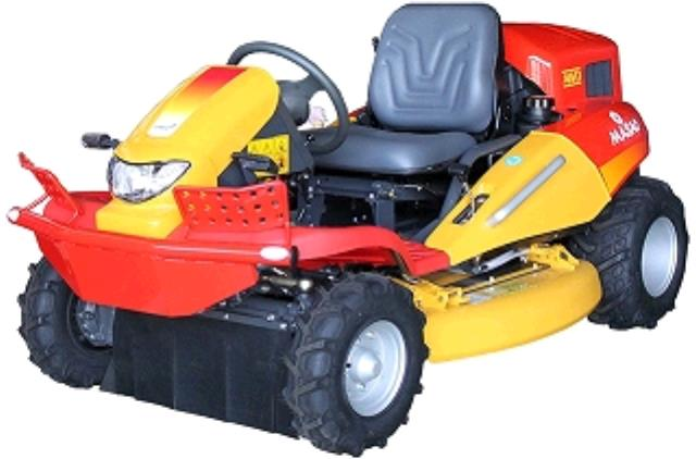 Where to find MOWER, BRUSH RIDING 38  4WD in Tacoma