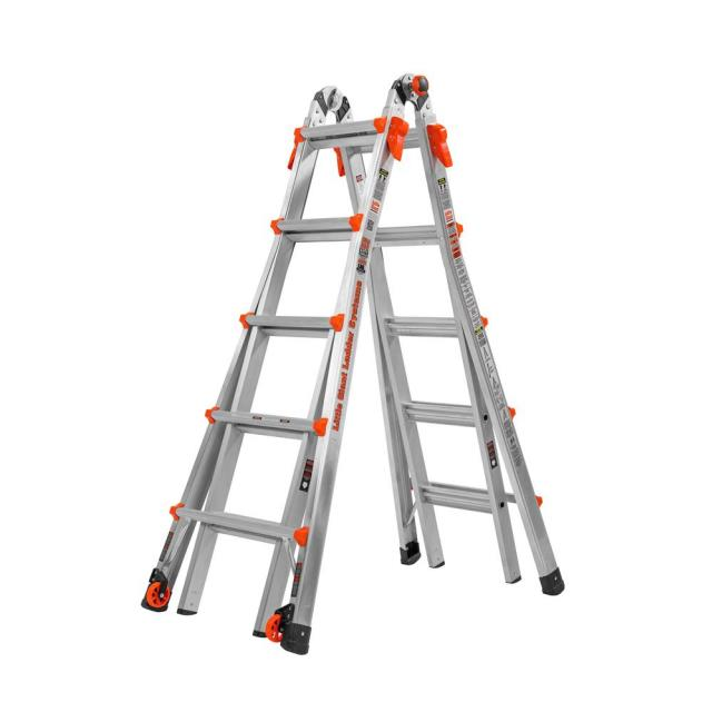 Where to find LADDER, STEP ADJUSTABLE in Tacoma