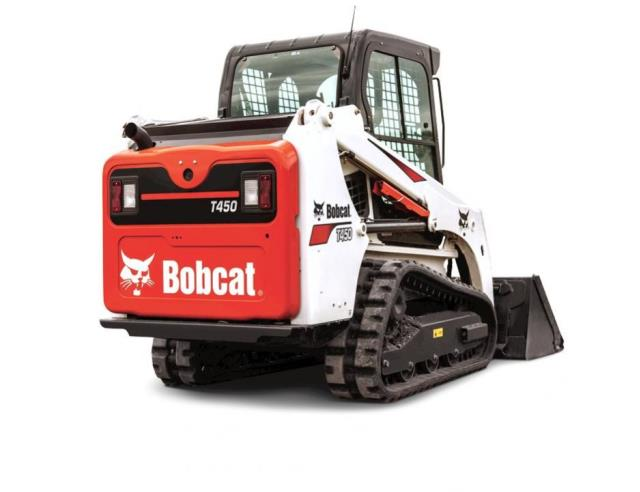 Where to find BOBCAT T450 TRACK SKID STEER 60 in Tacoma