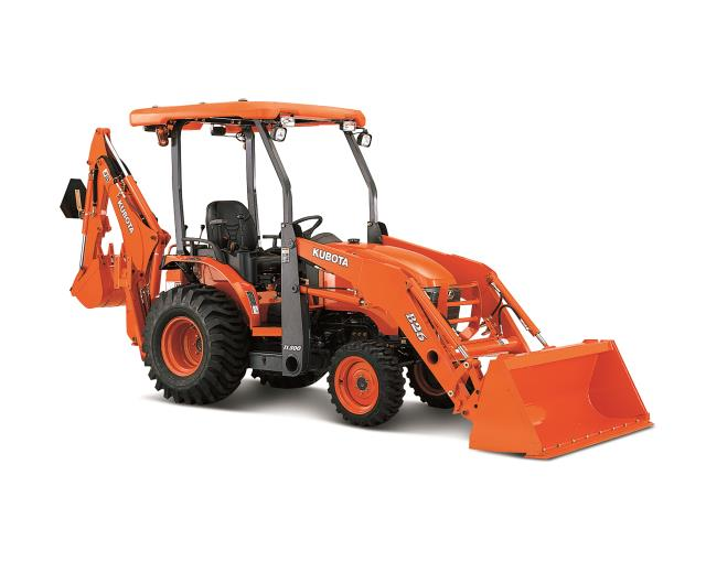 Where to find BACKHOE, TRACTOR LOADER B26 in Tacoma